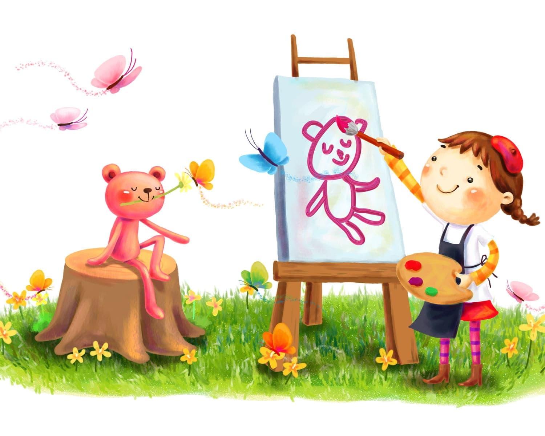 Веселые картинки товары для детского творчества