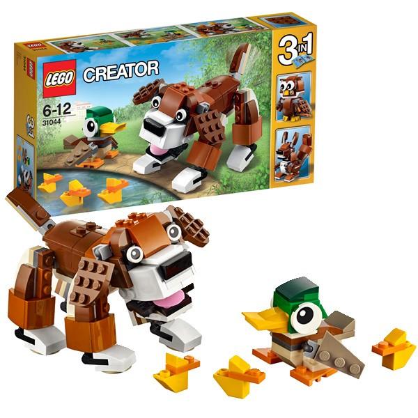Конструктор Lego Creator Лего Криэйтор Животные в парке