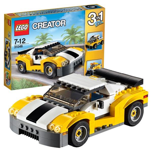 Конструктор Lego Creator Лего Криэйтор Кабриолет