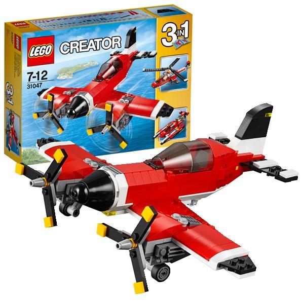Конструктор Lego Creator Лего Криэйтор Путешествие по воздуху