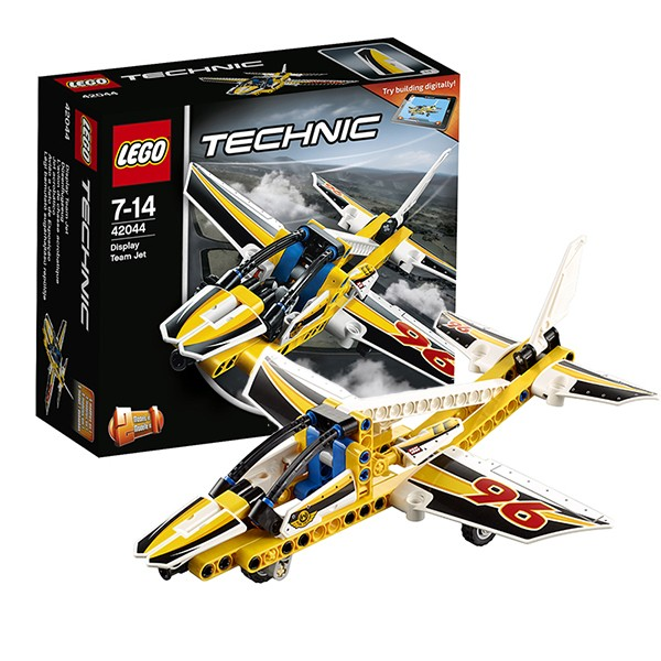 Конструктор Lego 42044 Technic Лего Техник Самолет пилотажной группы