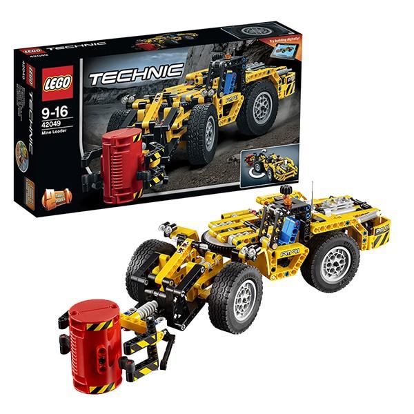 Конструктор Lego 42049 Technic Лего Техник Карьерный погрузчик