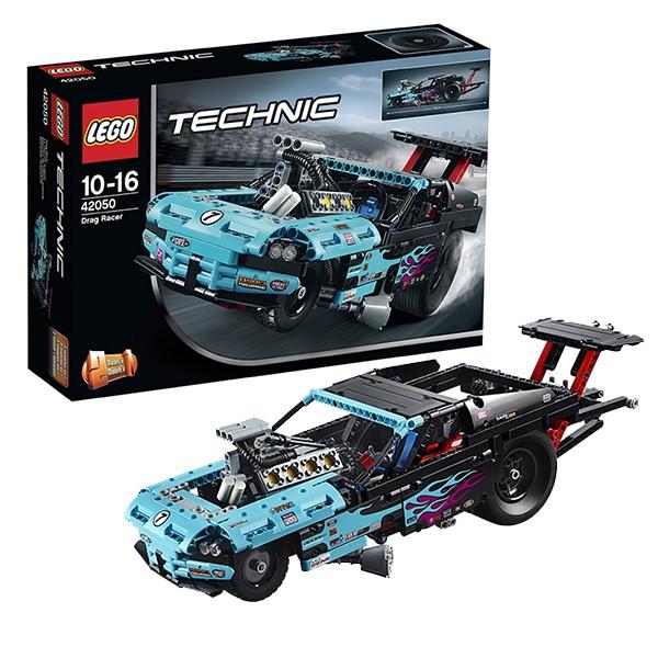 Конструктор Lego 42050 Technic Лего Техник Драгстер