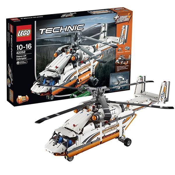 Конструктор Lego 42052 Technic Лего Техник Грузовой вертолет