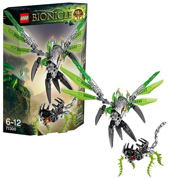 Конструктор Lego Bionicle Лего Бионикл Уксар - Тотемное животное Джунглей