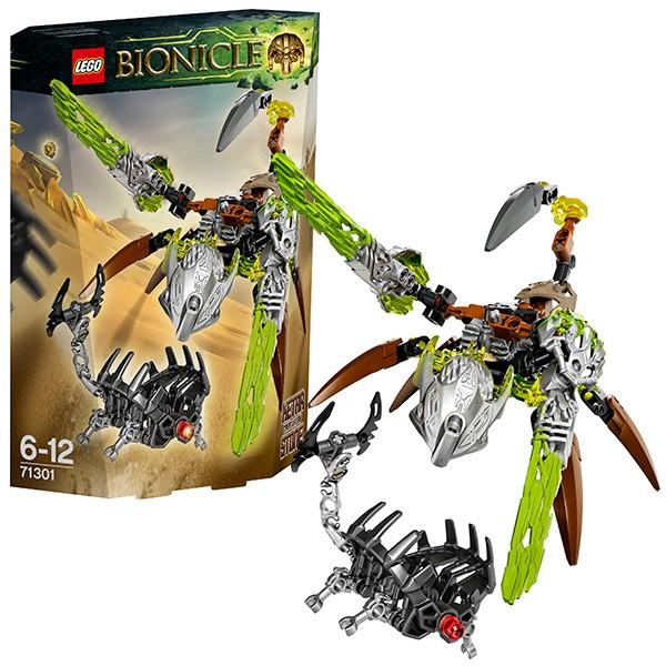 Конструктор Lego 71301 Bionicle Лего Бионикл Кетар - Тотемное животное Камня
