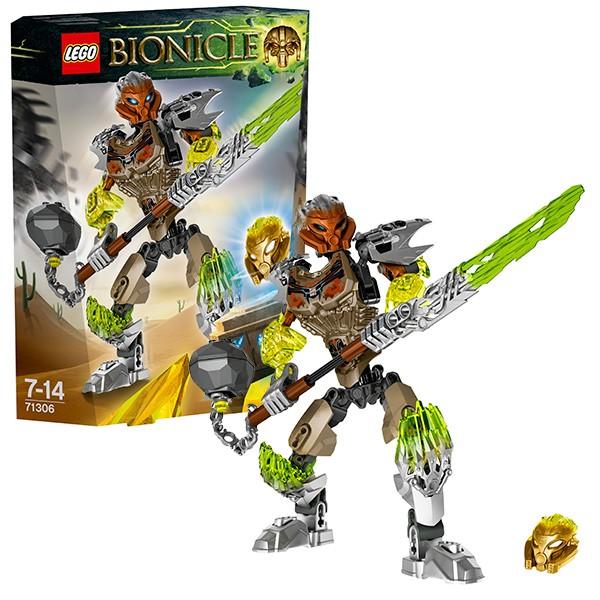 Конструктор Lego Bionicle Лего Бионикл Похату - Объединитель Камня