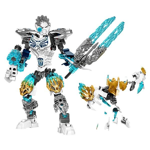 Конструктор Lego Bionicle Лего Бионикл Копака и Мелум — Объединение Льда