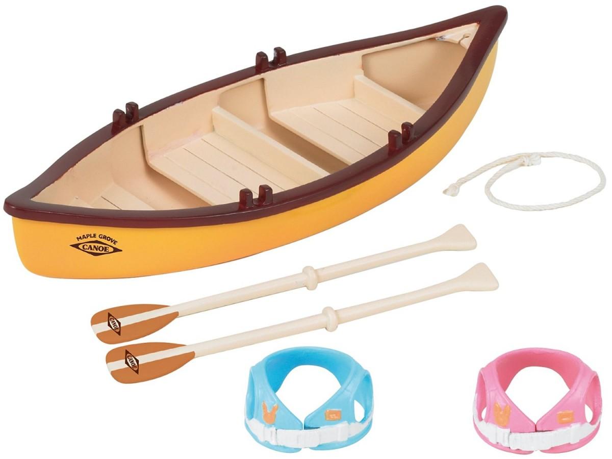 Игровой набор Sylvanian Families 2883 Лодка