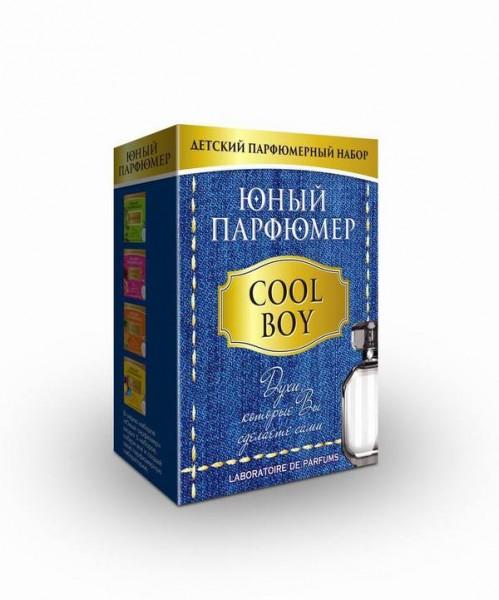 Купить Набор Юный парфюмер Cool boy (Каррас) в интернет магазине игрушек и детских товаров
