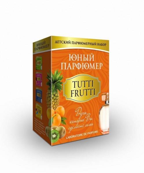 Набор Юный парфюмер Tutti frutti (КАРРАС)