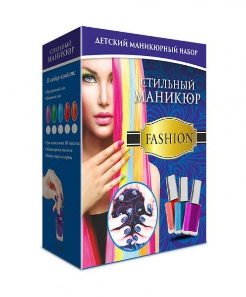 Купить Набор Стильный маникюр Fashion (Каррас) в интернет магазине игрушек и детских товаров