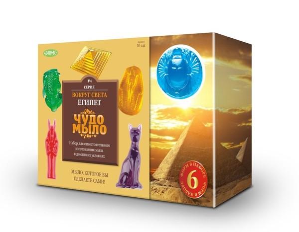 Купить Набор Чудо-мыло Вокруг света - Египет (Каррас) в интернет магазине игрушек и детских товаров