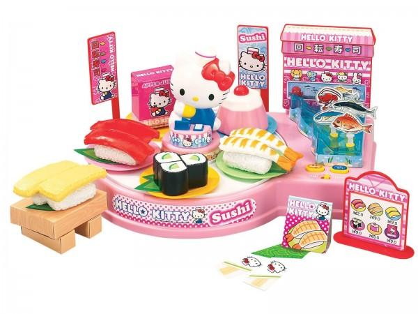 Игровой набор Hello Kitty Хелло Кити Суши бар (Каррас)