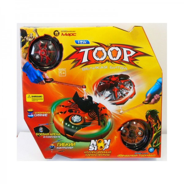 Игровой набор Toop Starter Set Марс и Торнадо (Каррас)