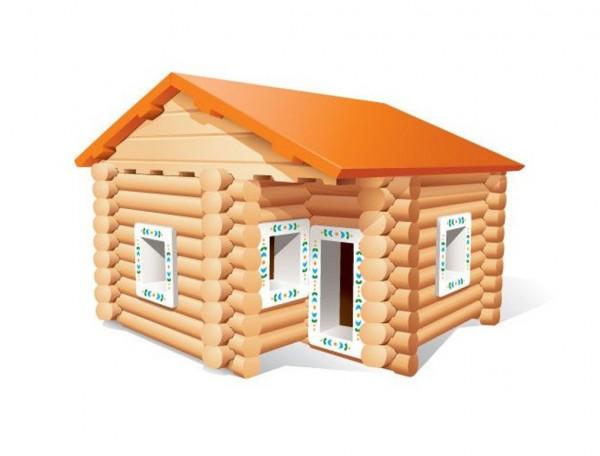 Купить Конструктор Бревнышки - 123 детали (Мавлата) в интернет магазине игрушек и детских товаров