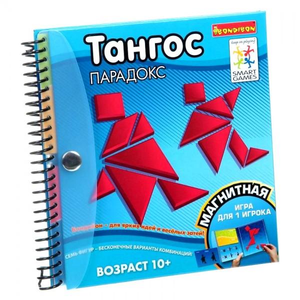 Магнитная игра для путешествий Bondibon Тангос Парадокс
