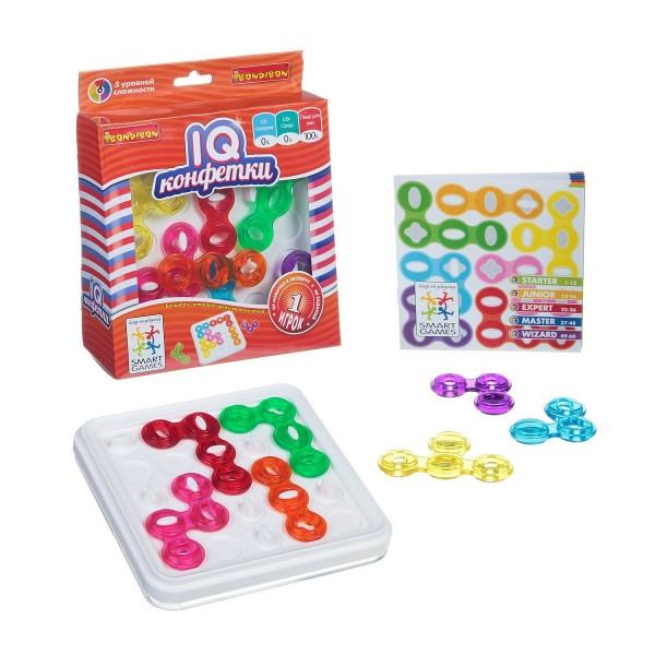 Логическая игра Bondibon ВВ1353 IQ-Конфетки