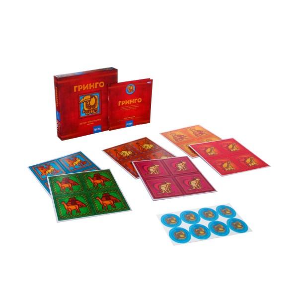 Настольная игра Bondibon ВВ1267 Гринго