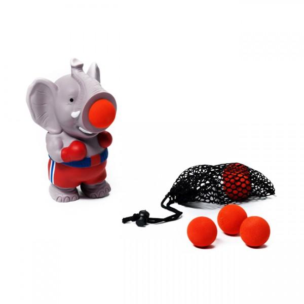 Развивающая игра Bondibon ВВ0936 Зоо Бум Стреляющий зверь - Слон