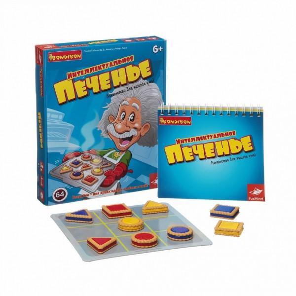 Настольная игра Bondibon Интеллектуальное печенье