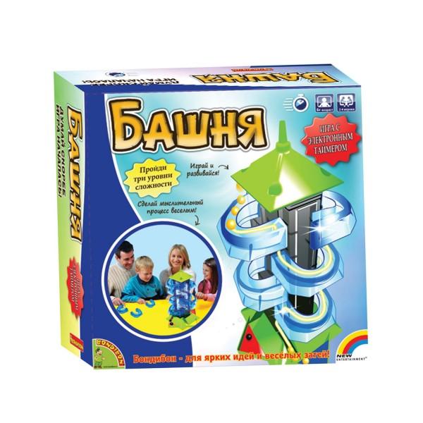 Купить Настольная игра Bondibon Башня в интернет магазине игрушек и детских товаров