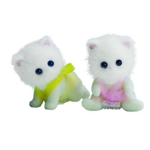 Купить Игровой набор Sylvanian Families Персидские котята-двойняшки в интернет магазине игрушек и детских товаров