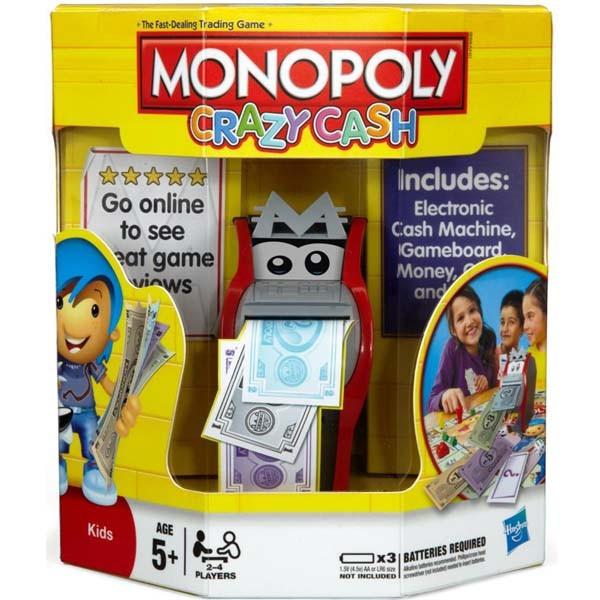 Купить Настольная игра Hasbro Монополия Несметное богатство-2 в интернет магазине игрушек и детских товаров