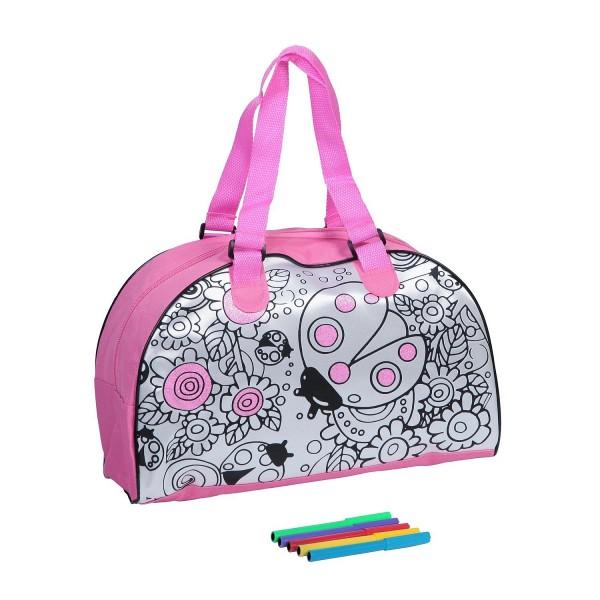 Набор Bondibon ВВ1526 Большая сумка для раскрашивания