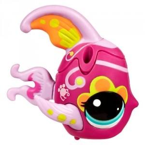 Купить Игровой набор Зверюшки ходячие Littlest Pet Shop - Рыбка (Hasbro) в интернет магазине игрушек и детских товаров
