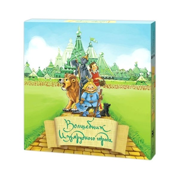 Настольная игра Magellan MAG00774 Волшебник Изумрудного города