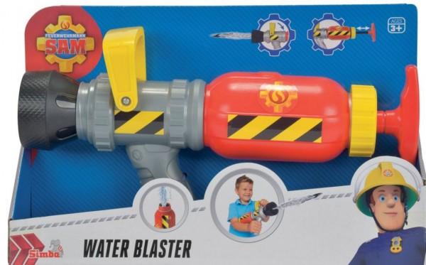 Игровой набор Fireman Sam Пожарный Сэм Водный бластер (Simba)