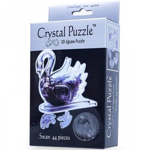 Головоломка Crystal puzzle Черный лебедь