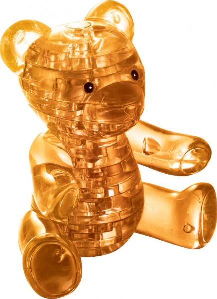 Купить Головоломка Crystal puzzle Янтарный мишка в интернет магазине игрушек и детских товаров
