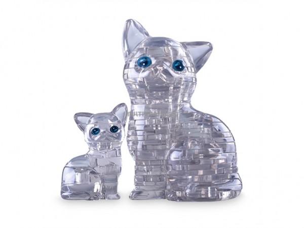 Головоломка Crystal puzzle 90226 Кошка