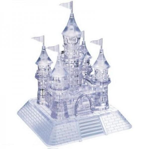 Купить Головоломка Crystal puzzle Замок в интернет магазине игрушек и детских товаров
