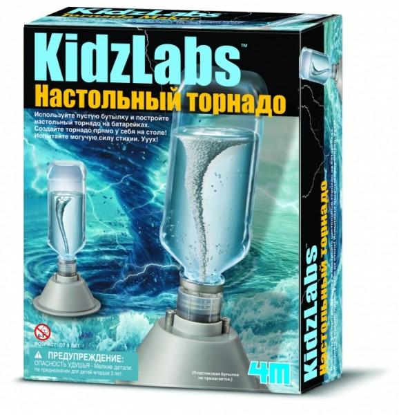Купить Игровой набор 4M Настольный торнадо в интернет магазине игрушек и детских товаров