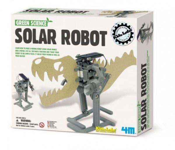 Купить Игровой набор 4M Солнечный робот в интернет магазине игрушек и детских товаров