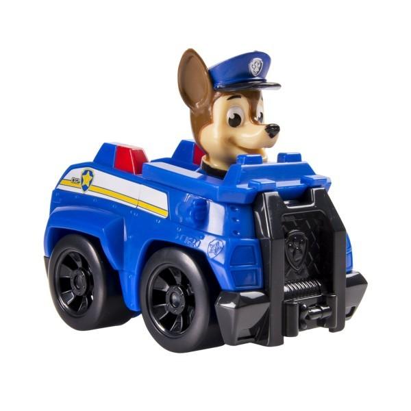 Машинка спасателя Paw Patrol Щенячий патруль Гонщик