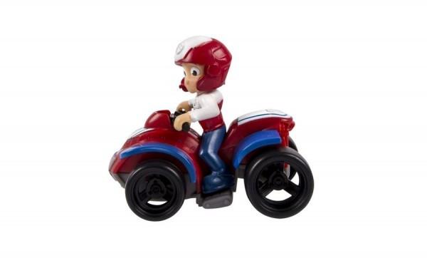 Купить Машинка спасателя Paw Patrol Щенячий патруль Райдер в интернет магазине игрушек и детских товаров