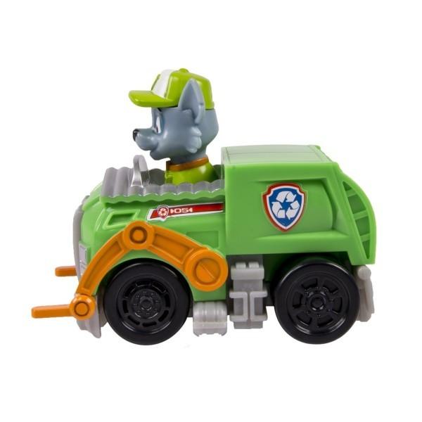 Машинка спасателя Paw Patrol Щенячий патруль Рокки