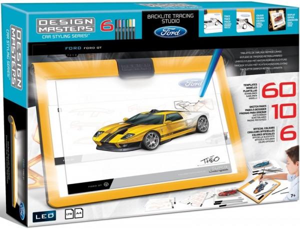 Набор для творчества Design Masters 7019 Дизайн-студия Ford