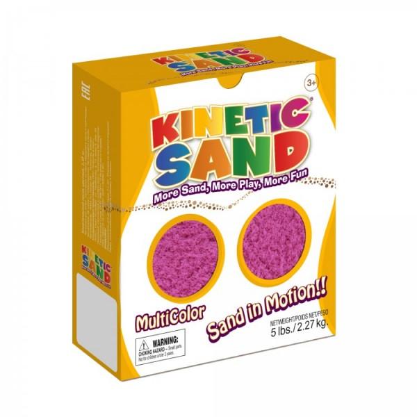 Песок Kinetic Sand Фиолетовый - 2,27 кг (Waba Fun)