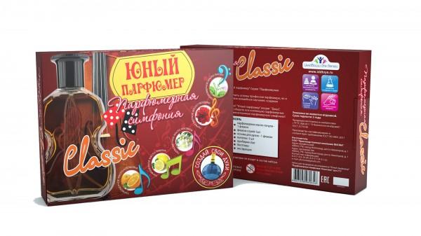 Купить Набор Юный парфюмер Парфюмерная симфония - классика (Инновации для детей) в интернет магазине игрушек и детских товаров