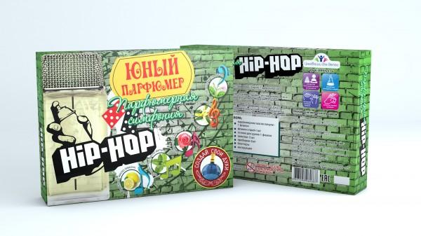 Купить Набор Юный парфюмер Парфюмерная симфония - хип-хоп (Инновации для детей) в интернет магазине игрушек и детских товаров