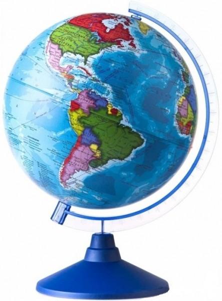 Глобус Земли Globen Ке012500187 политический (серия Евро)