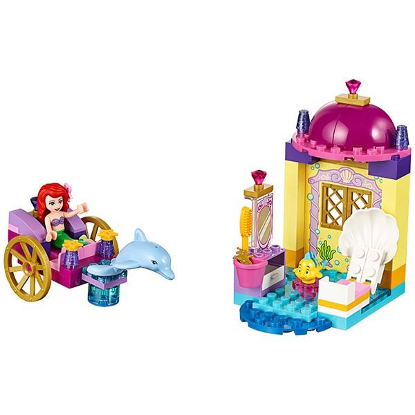 Купить Конструктор Lego Juniors Лего Джуниорс Карета Ариэль в интернет магазине игрушек и детских товаров