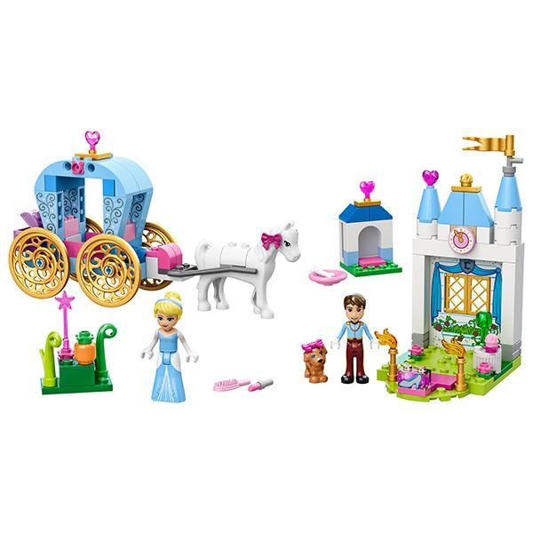 Купить Конструктор Lego Juniors Лего Джуниорс Карета Золушки в интернет магазине игрушек и детских товаров