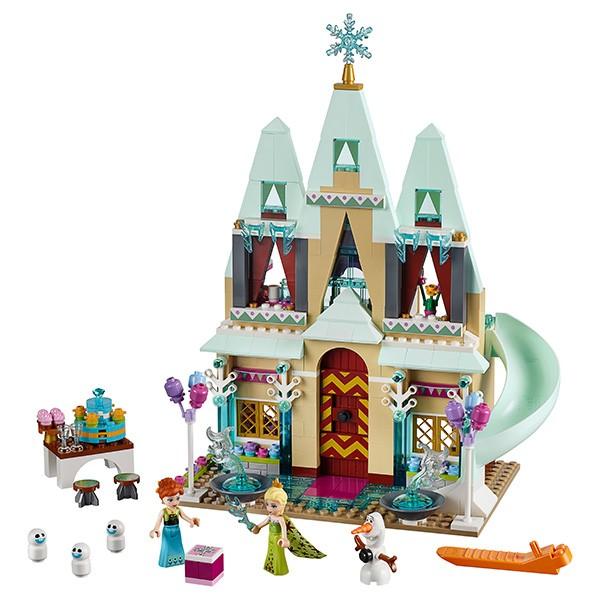 Купить Конструктор Lego Disney Princesses Лего Принцессы Дисней Праздник в замке Эренделл в интернет магазине игрушек и детских товаров