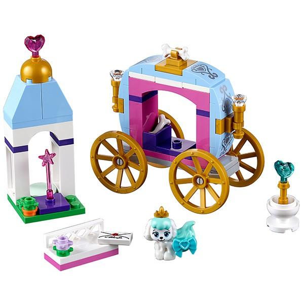 Купить Конструктор Lego Disney Princesses Лего Принцессы Дисней Королевские питомцы - Тыковка в интернет магазине игрушек и детских товаров